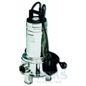 Lowara Domo 7VX/B submersible pump with floatswitch 240v