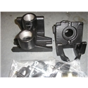 Pedestal Kit - Piranha S10 - S26 For Guiderail Mounting