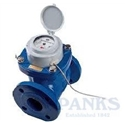 "4"" Flanged Cold Water Meter"